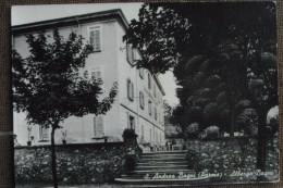 S.ANDREA BAGNI-PARMA -ALBERGO BAGNI-1957- ---BELLA - Parma