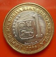 Venezuela 1 Bolivar 2009 - Venezuela