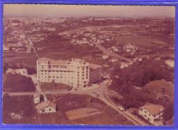 Carte Postale Sépia 64. Bidart  La Roseraie D'Ilbarritz Colonie De La Caisse Autonome Des Mines    Trés Beau Plan - Biarritz