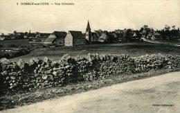 1 DOMECY-sur-CURE - Vue Générale - France