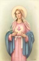 7-esp383. Postal Religiosa. Sagrado Corazón - Otros