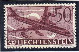 Liechtenstein Cat. Yvert N° PA36 Oblt. - Poste Aérienne