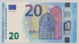 20 Euro 2015 X001E4 (Germany Deutschland Allemagne) Serie 2 Europa - EURO