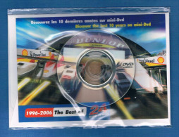 Carte DVD - 24 HEURES DU MANS - Les 10 Dernières Années 1996/2006 - Sous Blister Fermé - Le Mans