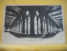 22 456 - TREGUIER - LE CLOITRE - EDITION RENAULT N° 28 - PRECURSEUR - Tréguier