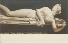 Marmi - Venere Callipige - Prassitele (Roma) Inv. 6020 - Sculptures