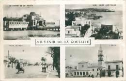 Souvenir De LA GOULETTE - Tunisie