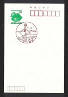 Japan Pictorial Postmark 1999.11.1 Edogawa-Funabori Postoffice - Japan