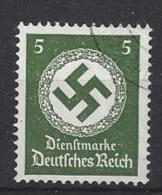 Germany 1942-44  Dienstmarken  (o) Mi.168 - Officials
