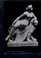 N1737 STATUA, SCULTURA - ROMA, ARIANNA DEL TORVALDSEN - VERA FOTOGRAFIA - NN VIAGGIATA - Sculture
