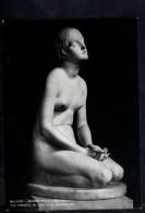 N1738 SCULTURA, SCULPTURE - MILANO, MUSEO POLDI PEZZOLI - LA FIDUCIA IN DIO Opera Di BARTOLINI - VERA FOTOGRAFIA - Sculptures