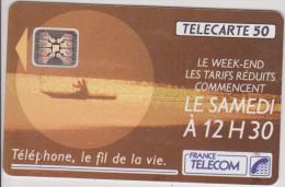 (R) Télécarte , Téléphone , Le Fil De La Vie , 50 Unités, 1991 - Telefoni