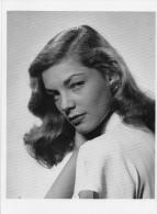 Lauren Bacall..1944...photo Philippe Halsman - Artistes