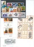 Espagne-Lot De  23 Timbres Neufs.-2 Blocs - 1931-50 Lettres