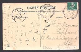 TARN - Cachet Pointillé De  LE GARRIC  ( Rare ) - Marcophilie (Lettres)