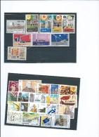 Espagne-Lot De 31 Timbres Neufs. - 1931-50 Lettres
