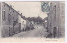 Tilchâtel - Rue De Lavelle - La Croix - Rue De Lavalle - France