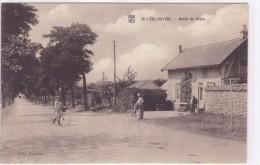 Tilchâtel - Route De Dijon - France
