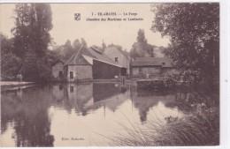 Tilchâtel - La Forge - Chambre Des Machines Et Laminoirs - France