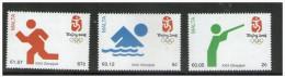 Olympische Spelen  2008 , Malta - Zegels  Postfris - Summer 2008: Beijing
