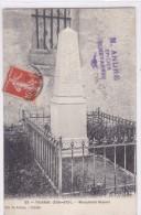 Tilchâtel - Monument Dupuis - France