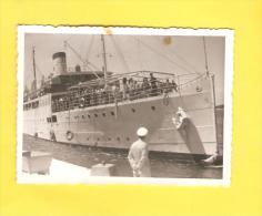 Old Photography - Yugoslavia, Ship - Boats