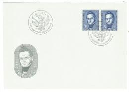 Suisse//Schweiz//Svizerra // Switzerland//Pro-Juventute // Lettre  1er Jour 1961 - Pro Juventute