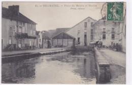 Tilchâtel - Place Du Moulin Et Moulin - France