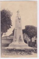 Tilchâtel - Monument élevé Aux Enfants De La Commune Morts Pour La Patrie (1914-1918) - France
