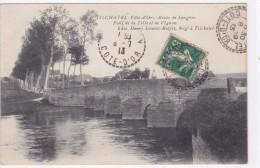 Tilchâtel - Route De Langres, Pont De La Tille Et De L'Ignon - France