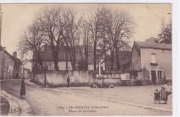 Tilchâtel - Place De LaCroix - France