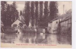 Forges De Tilchâtel - Maison De Maître Et Déversoir - France