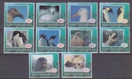 Ross Dependency 1994 Wildlife 10v** Mnh (26669) - Ross Dependency (Nieuw-Zeeland)