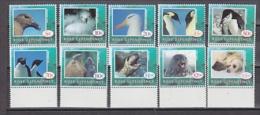 Ross Dependency 1994 Wildlife 10v (+margin) ** Mnh (26669A) - Ross Dependency (Nieuw-Zeeland)