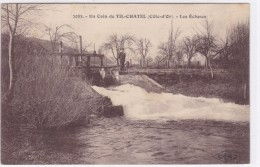 Tilchâtel -  Les écluses - France