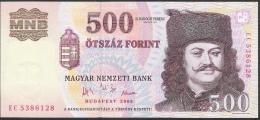 HUNGARY P194  500  FORINT  2006  LETTER   EC      UNC. - Hongarije