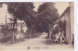 Tilchâtel - La Brasserie - France