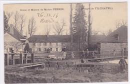 Forges De Tilchâtel - Usine Et Maison De Maître Perrin - France
