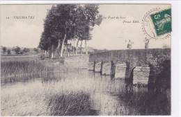 Tilchâtel - Le Pont De Bois - France