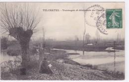 Tilchâtel - Vannages Et Déversoir De L'Ignon - France