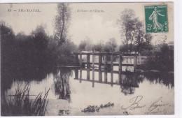 Tilchâtel - Ecluse Et Glacis - France