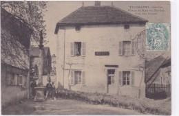 Tilchâtel - Place Et Rue Du Tertre - France