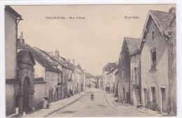 Tilchâtel - Rue D´Aval - France
