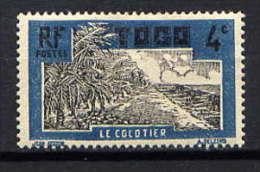 TOGO  - N° 126* - LE COCOTIER - Neufs