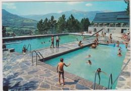 Alpes De Haute Provence :  BARCELONNETTE  : La  Piscine - Barcelonnette
