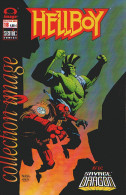 HELLBOY - COLLECTION IMAGE N° 18 - SAVAGE DRAGON - Hellboy