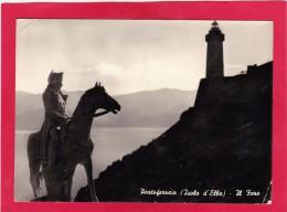 Isola D`Elba,Napoleon I ,Tuscany,Italy,with Stamp, L32. - Italia