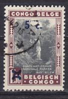 Congo Belge - Belg.Kongo Cat: OBP/COB Nr 226V Cur.- Varit.  Obnliteré - Gestempeld -used - Meertje - Petit Lac - Congo Belge