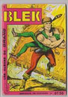 Les Albums Du Grand Blek N° 1, 1963, Très Rare. Premier - Blek
