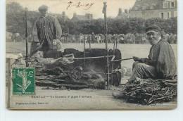 SAINT LO - Un Tournou D'gigot à La Faire. - Saint Lo